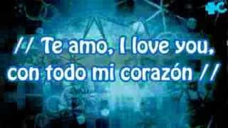 Te amo- Israel Houghton ft T-Bone