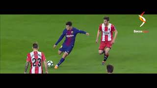 Philippe Coutinho Brilliant Goal vs Girona 24/02/ 2018 HD