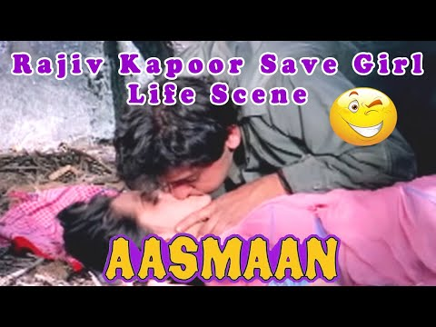 Xxx Mp4 Rajiv Kapoor Save Girl Life Scene From Aasmaan Action Hindi Movie 3gp Sex