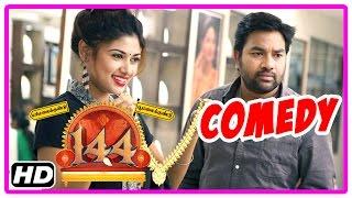 144 Tamil Movie   Full Comedy   Scenes    Part 1   Shiva   Oviya   Ashok Selvan   Shruthi