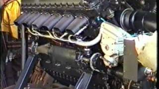 Merlin V12 part 1 start up
