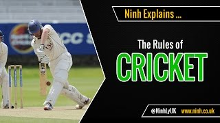 The Rules of Cricket - EXPLAINED!