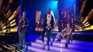 MUST SEEThe X Factor Live Show 1   F.Y.D.   Billionaire 9/10/10