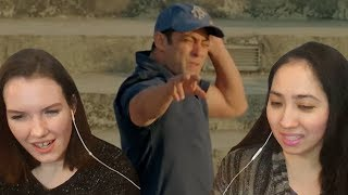 Salman khan, Kareena Kapoor | I love you (Full song) Bodyguard Reaction Video