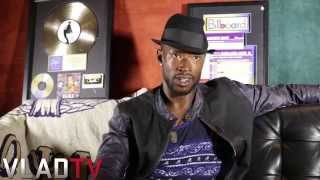 Kevin McCall: Chris Brown & I Fell Out When