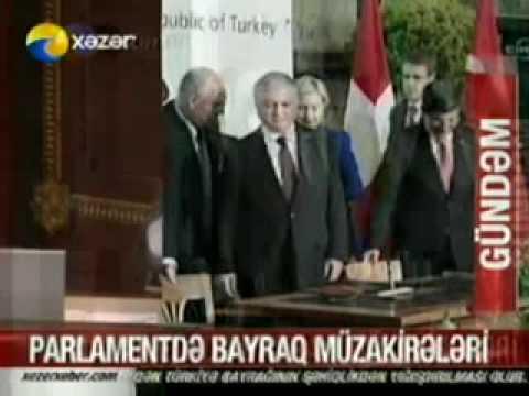 Turkiye Ermenistan Protokoluna sert munasibet
