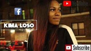KIMA LOSO SPEAKS ON JAY BLIXKY DISS PLUS LEAKED PHOTOS NO SUBURBAN & HER OPPS