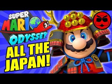 Xxx Mp4 Super Mario Odyssey S INSANE Japanese References Gaijin Goombah 3gp Sex