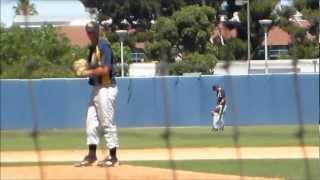 Parker Ray, Texas A&M Junior RHP (summer ball)