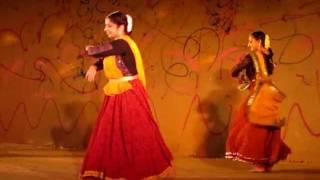 | kathak | Holi Dhoom Macho Ri/ choreo by guru Krishan mohan maharaj
