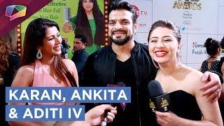 Karan Patel, Ankita Bhargava, Aditi Bhatia's Candid Chat About Karan's Cool Pants