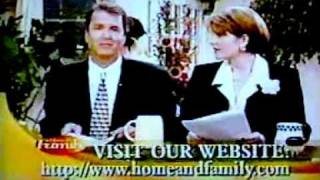 Home and Family Show - 1996 1997 1998 - Pat Finn, Ron Pearson, Wil Shriner, and Tom Parks