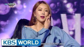 Dalshabet - Someone like U | 달샤벳 - 너 같은 [Music Bank HOT Stage / 2016.01.29]
