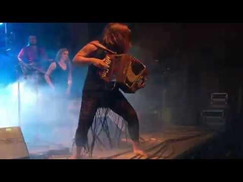 Scaramantrika live 2016 Frazzanò Sicily
