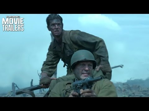New Clips for HACKSAW RIDGE - Mel Gibson's WWII drama Best Picture Oscar Nominee