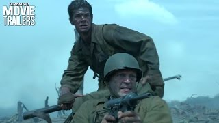 New Clips for HACKSAW RIDGE - Mel Gibson