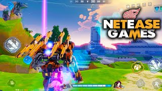 Top 10 Best Android & iOS Games By NetEase!