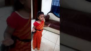 Zara er Sari pora dance bangla song resmi churi