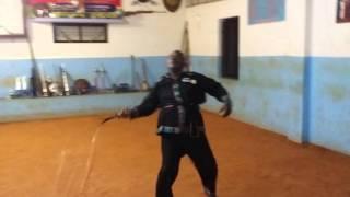 Urmi (Flexible sword )
