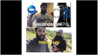 Operation 021 Pakistani Trailer Reaction | Road Trip Vlog