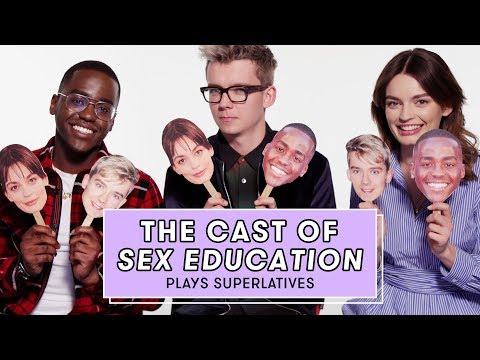 Xxx Mp4 Netflix S Sex Education Cast Reveals Who S Most Likely To Give Dating Advice Ghost And More 3gp Sex