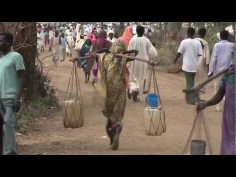 South Sudan: Sudanese refugees struggle in camps