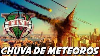 GTA V – Chuva de Meteoros MOD