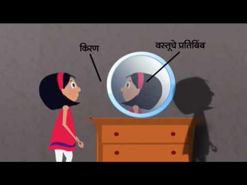 Light, Shadow and Reflection 1 (Marathi)-प्रकाश, सावली, प्रतिबिंब 1