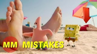12 Amazing Secret Mistakes In The Spongebob Movie - Sponge Out of Water