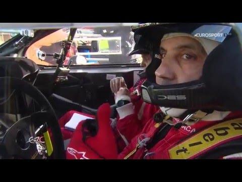 ERC Rally Islas Canarias 2016 Leg 2 Etapa 2 Eurosport