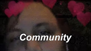 yunggriffin x temporxry - community [Official Music Video] (prod. haruhi)