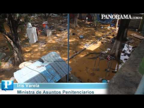 Encuentran arsenal de guerra en la cárcel de Sabaneta. Luis Bravo 29 09 13