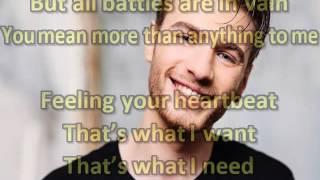 Heartbeat Justs KARAOKE  Eurovision 2016 Latvia