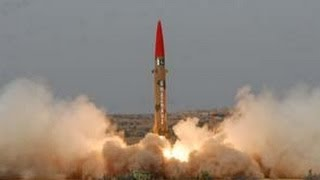 Pak successfully test-fires short-range missile 'Hatf III: BREAKING NEWS 22 April 2014