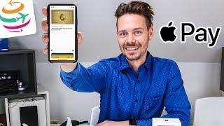 Mit Apple Pay Punkte für den nächsten Prämienflug erzeugen | GlobalTraveler.TV
