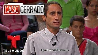 Caso Cerrado | Brother and sister are forced to have sex (Part 1), The best of Caso Cerrado |