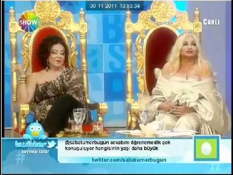 Oya aydoğan ile Banu alkanın atışması www sivridilli com