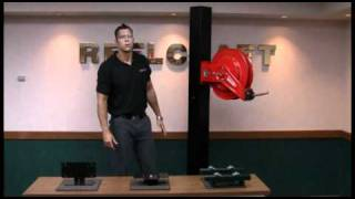 Reelcraft Industries - How to install a hose reel