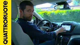 Ford Kuga 1.5 TDCi 120 CV: cos'è il Sync 3? - Diario di Bordo: Day 3