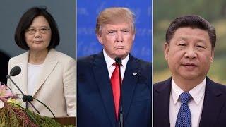 U.S moves to reassure China after Trump Taiwan call