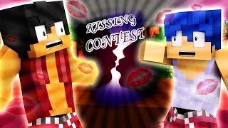 LOVE~LOVE KISSING SECRET | Love~Love Paradise MyStreet [S2:Ep.8 Minecraft Roleplay]