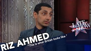 """Riz Ahmed: """"This is What British Looks Like"""""""