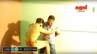Hot Lady Police Sreya Super Ballbusting with super dialogue HD