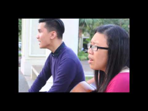 I'm in Love (Cover) by Joshua Prince & Imelda Lizal [Cornetto Ride to Fame]