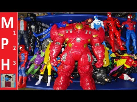 Xxx Mp4 Action Figures That Fit The 18 Inch Hulk Buster Armor MPH123 3gp Sex