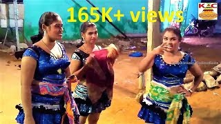 Latest Wonderful Closeup Dance and Funny Speech Midnight Karakattam in Tamil Nadu 2017 4K