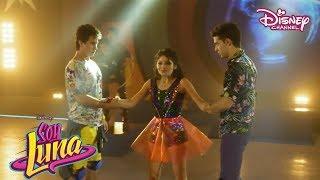 Soy Luna 2 - Capitulo 80 - El equipo del Roller canta