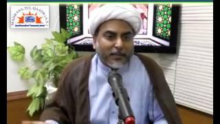 Kiya jaez per khums maaf hai? - Maulana Aamir Raza Yasoobi