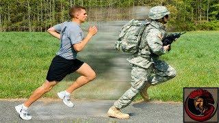 So You Wanna Be A Soldier? Then Stop Training Like A Civilian!!
