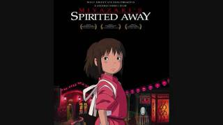 Spirited Away - Dragon Boy